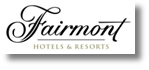 fairmont logo white