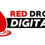 Red Drop Digital Logo
